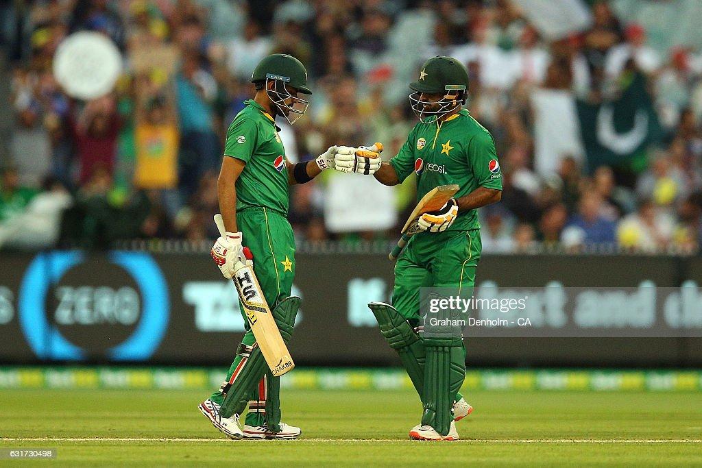 Australia v Pakistan - ODI Game 2 : News Photo