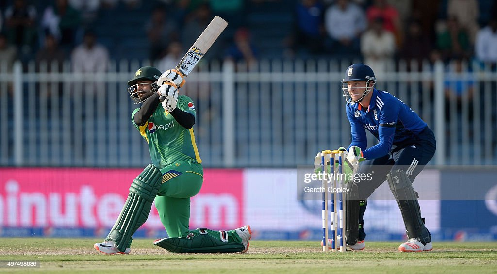Pakistan v England - 3rd One Day International