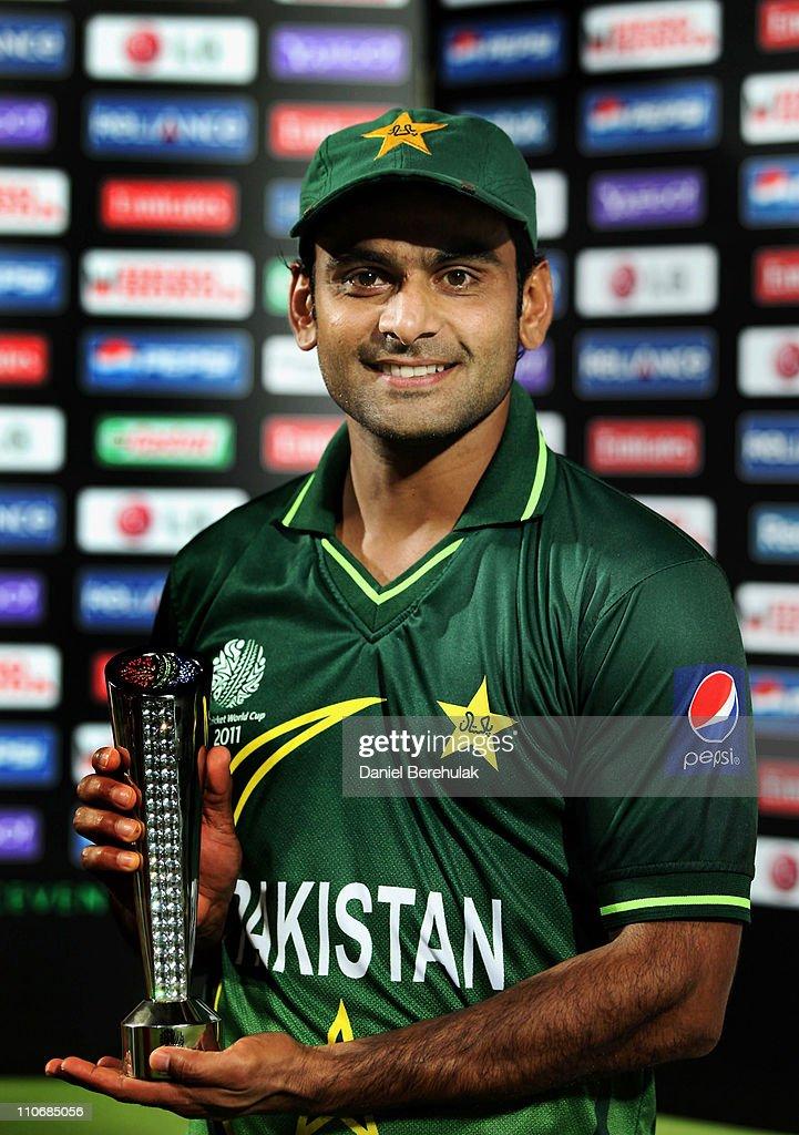 Pakistan v West Indies - 2011 ICC World Cup Quarter-Final