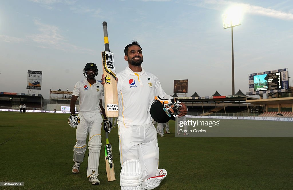 Pakistan v England - 3rd Test: Day Three