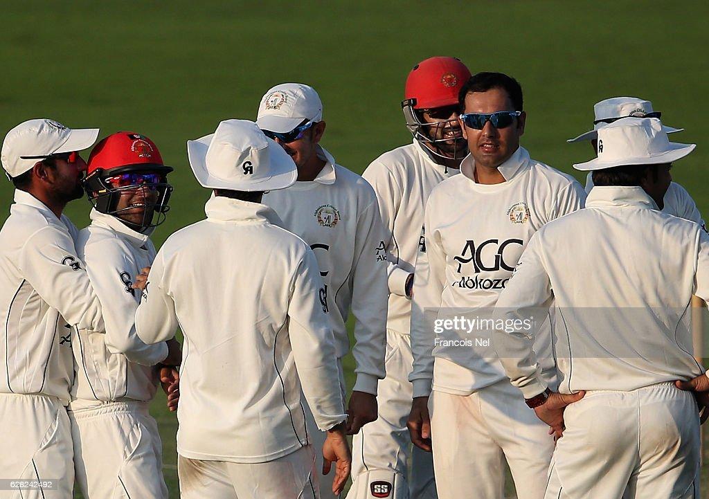 England Lions v Afghanistan : News Photo