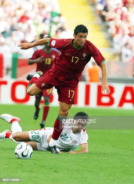 Ali Karimi Vs Ronaldo