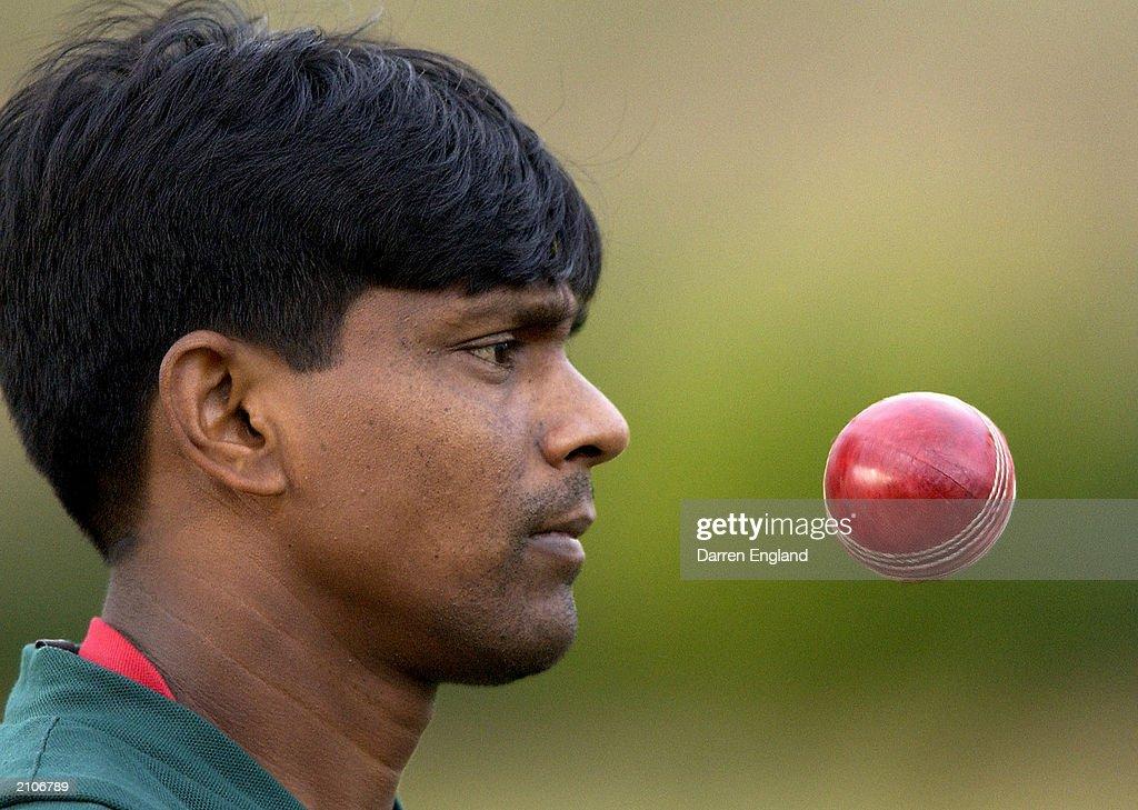 Mohammad Rafique of Bangladesh  : News Photo