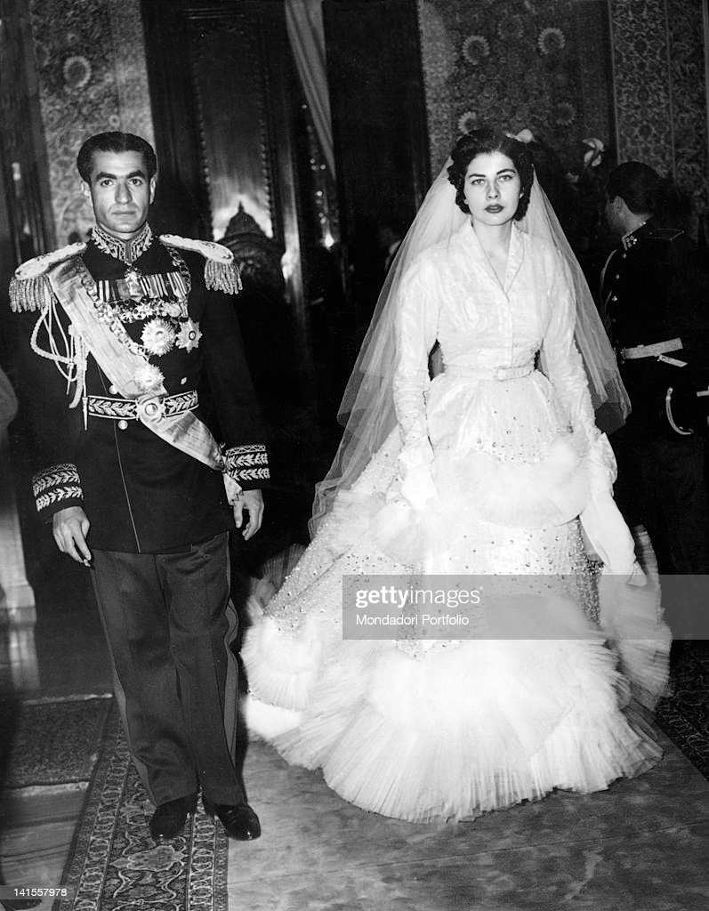 Marriage Of Mohammad Reza Pahlavi And Soraya Pictures | Getty Images