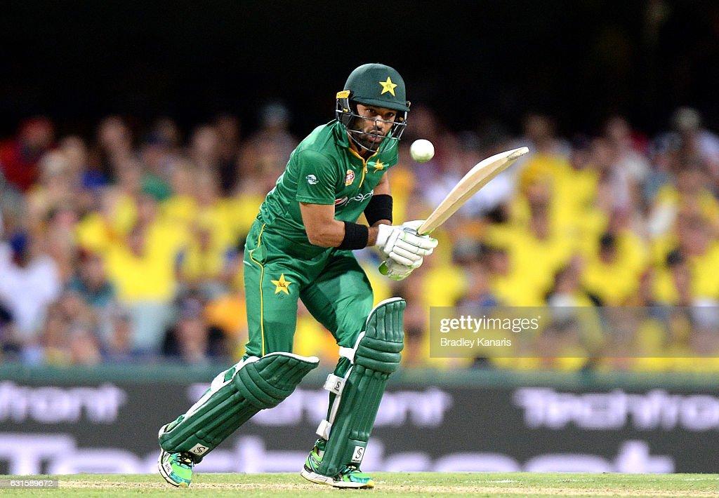 Australia v Pakistan - ODI Game 1 : News Photo