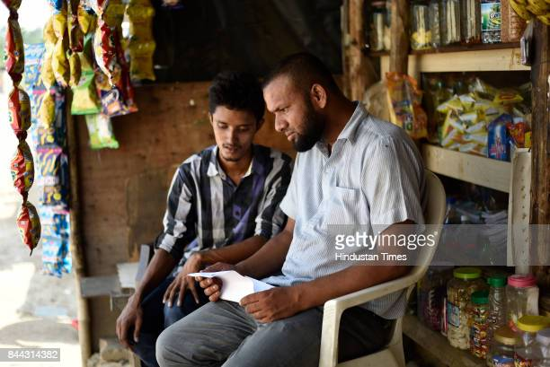 Mohammad Salimullah and Mohammad Shaqir the two Rohingya refugees who have petitioned the Supreme Court about the proposed deportation of the...