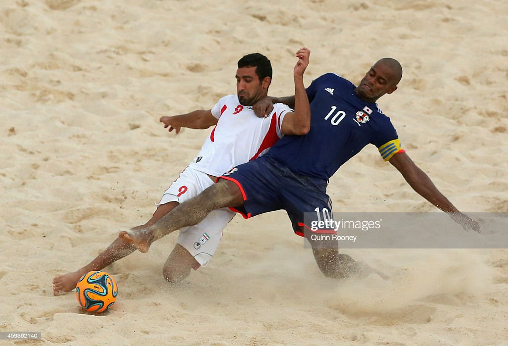 2014 Asian Beach Games - Day 8 : ニュース写真