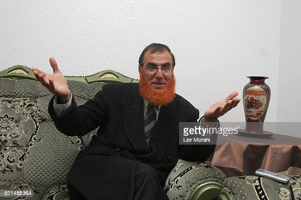 Mohammed Abu Teir was arrested by Israeli security officers just inside the Lion's Gate in the Old City of Jerusalem, Israel 12 January 2006. Abu...