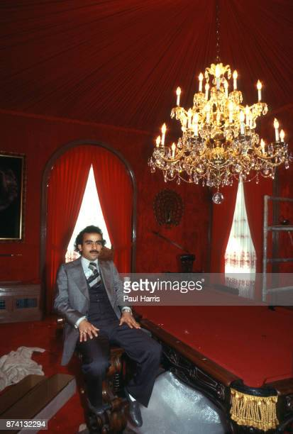 Mohammed al Fassi whos notoriety stems from his 1978 purchase of a 38room whitestucco mansion on Sunset Blvd in Beverly Hills California which he...