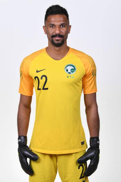 RUS: Saudi Arabia Portraits - 2018 FIFA World Cup Russia
