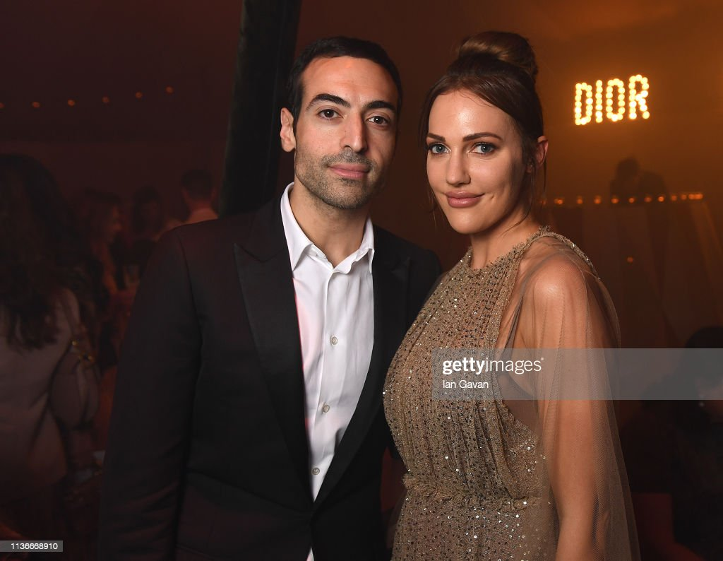 ARE: Christian Dior Haute Couture Spring Summer 2019 Collection - After Party