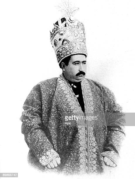 Mohammed Ali Mirza son ofMuzaffar chah of Persia in 19071909