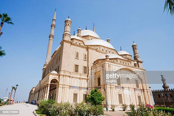 Mohammed Ali Mosque In The Citadel Of Cairo Al Qahirah Egypt