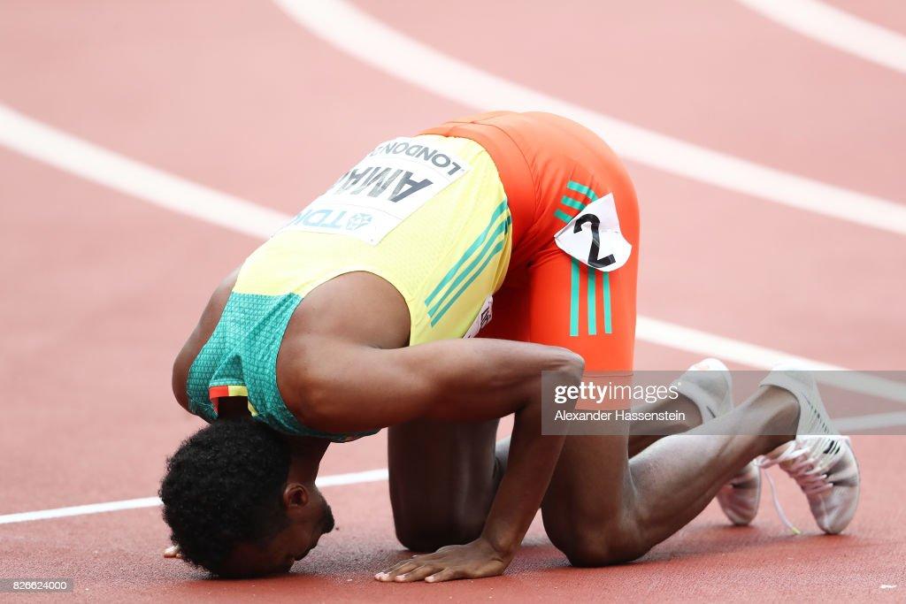 16th IAAF World Athletics Championships London 2017 - Day Two : News Photo