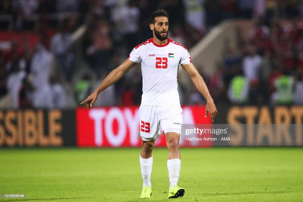 Syria v Palestine - AFC Asian Cup Group B : News Photo