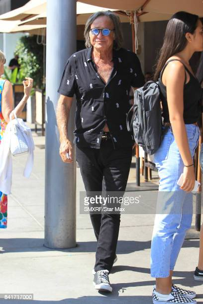 Mohammed Hadid is seen on September 1 2017 in Los Angeles California