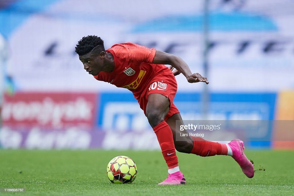 Image result for mohammed kudus getty images