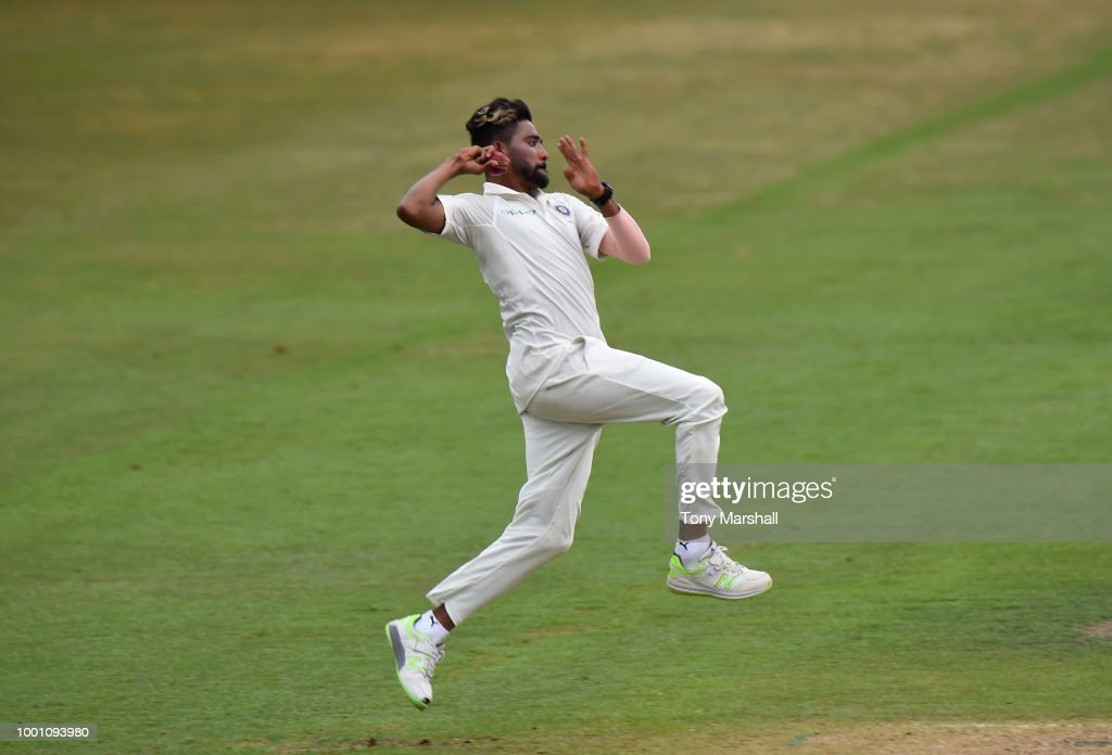 England Lions v India A - Day Three : News Photo