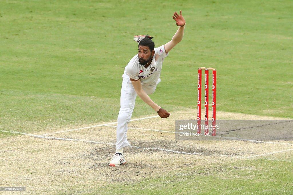 Australia v India: 4th Test: Day 4 : News Photo