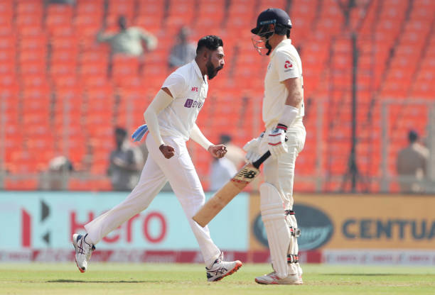 IND: India v England - 4th Test: Day One