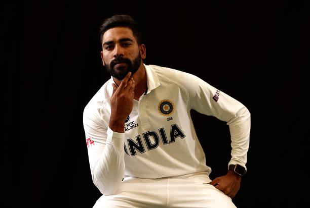 GBR: ICC World Test Championship Final - India Portraits