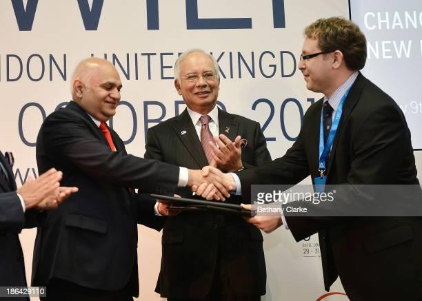 Mohd Emir Mavani Abdullah Group President and CEO FGV The Honourable Dato' Sri Mohd Najib Tun Abdul Razak Prime Minister of Malaysia and Patron of...