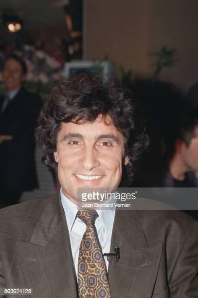 Mohed Altrad at Le Club de l'enjeu Paris 22nd September 1992