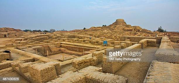 mohenjo-daro - ancient civilization stock photos and pictures