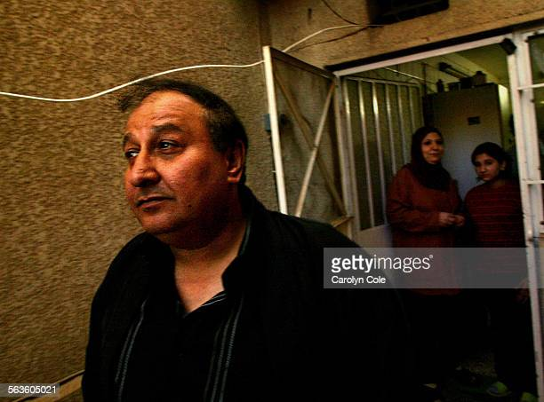 ––BAGHDAD IRAQ – Mohsen Al – Ali age 50 is a well known theater director and actor in Iraq He and his family live in an upperclass neighborhood...