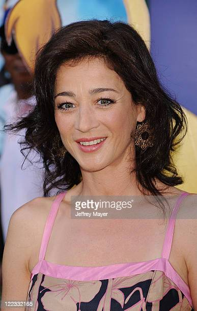 Moira Kelly arrives at The Lion King 3d Los Angeles Premiere at the El Capitan Theatre on August 27 2011 in Hollywood California