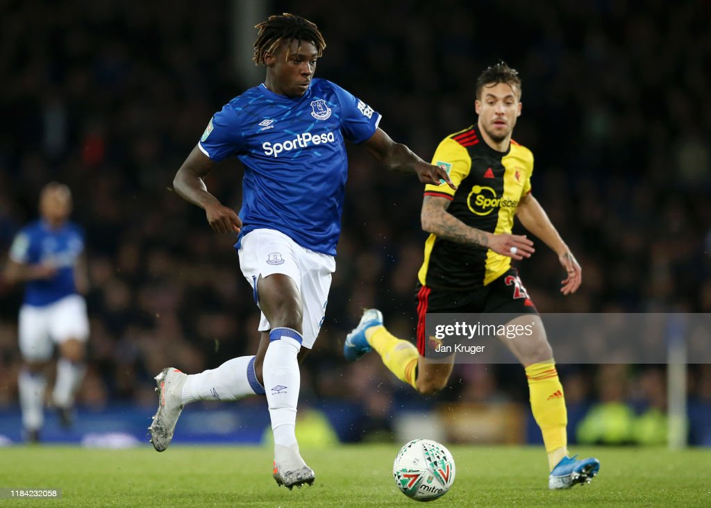 Everton FC v Watford FC - Carabao Cup Round of 16 : News Photo
