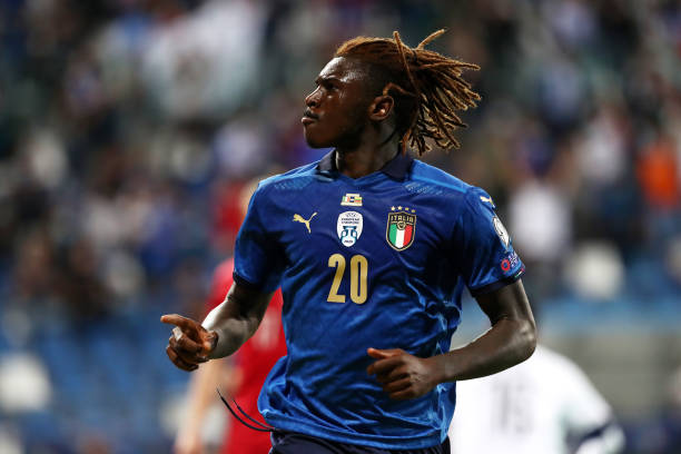 ITA: Italy v Lithuania - 2022 FIFA World Cup Qualifier