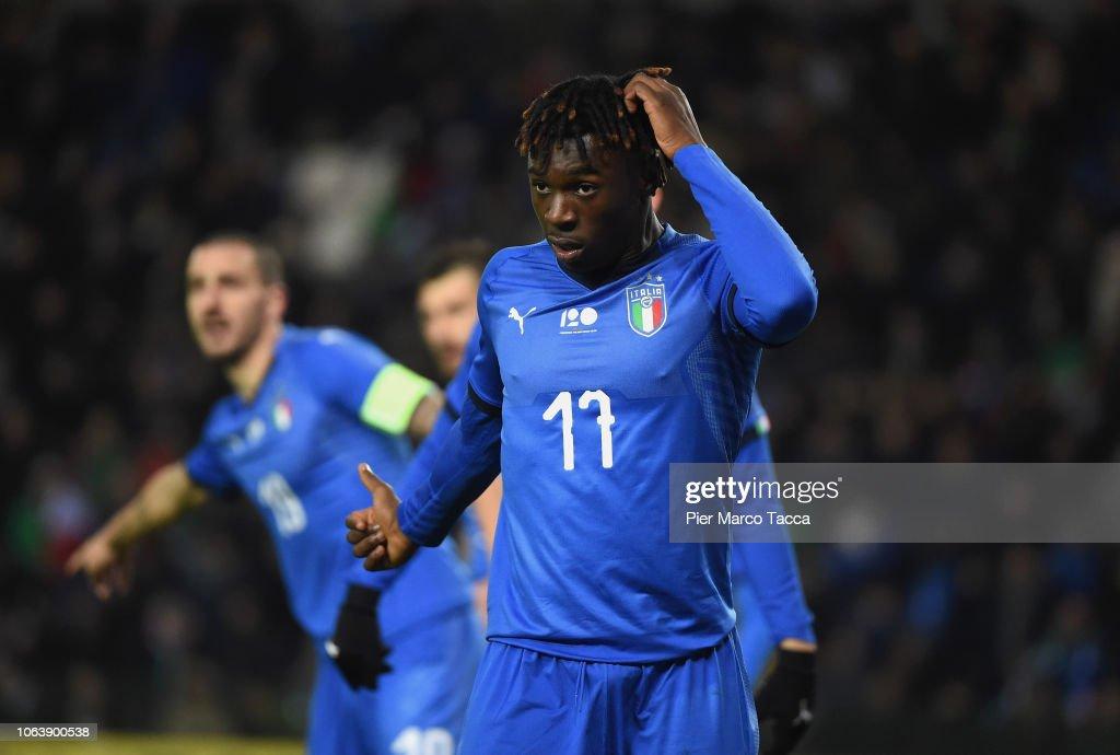 Italy v USA - International Friendly : News Photo