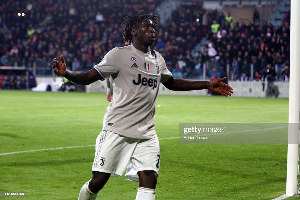 Cagliari v Juventus - Serie A : News Photo