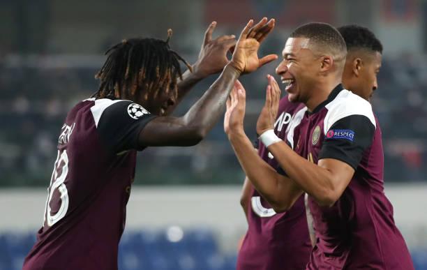 TUR: Istanbul Basaksehir v Paris Saint-Germain: Group H - UEFA Champions League