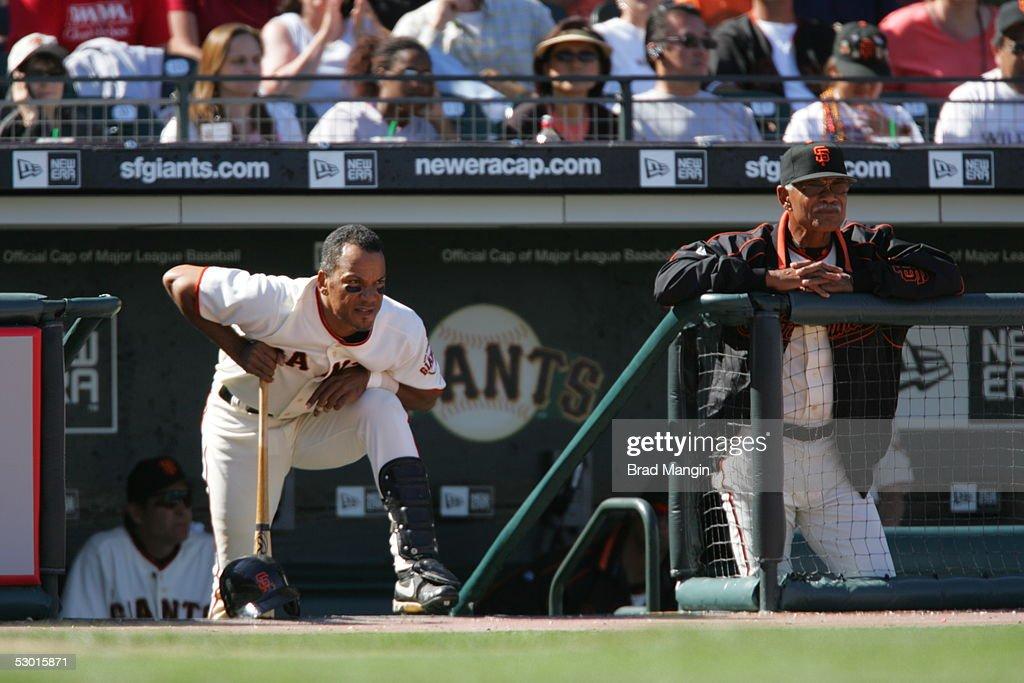 San Diego Padres v San Francisco Giants : ニュース写真
