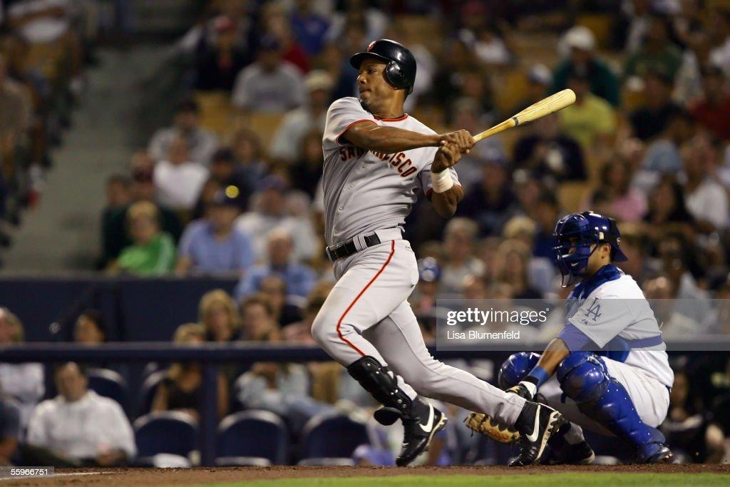 San Francisco Giants v Los Angeles Dodgers : ニュース写真