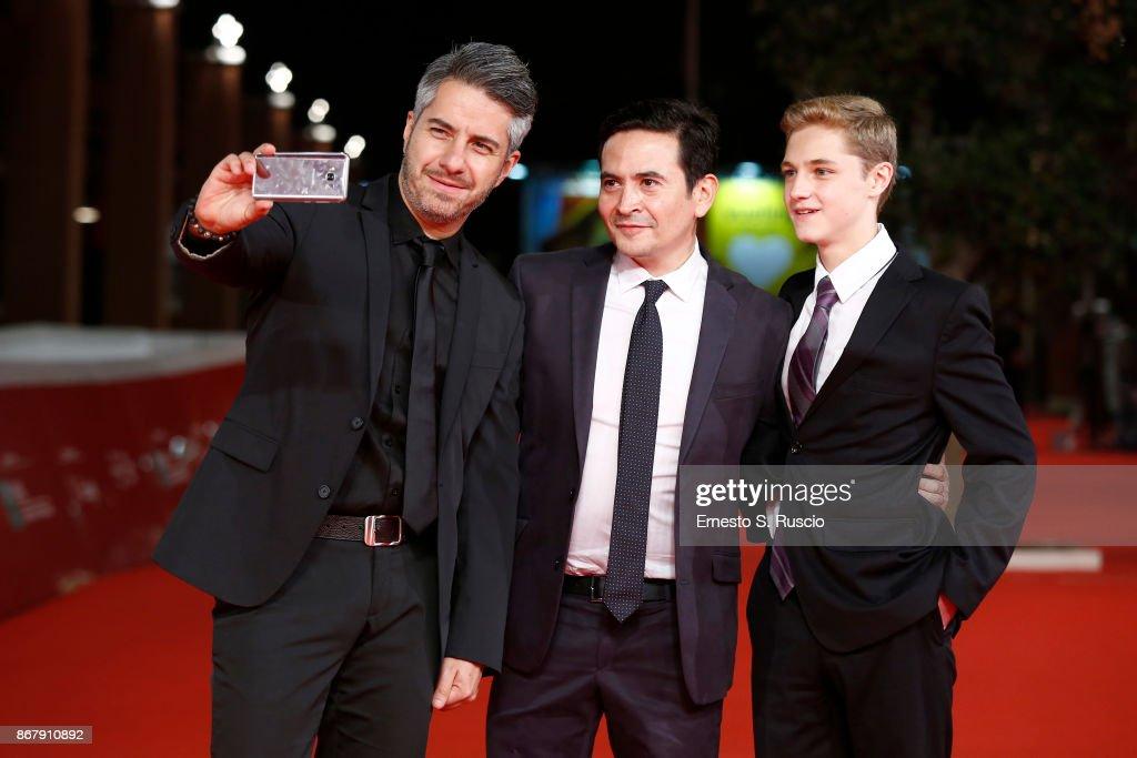 Cuernavaca Red Carpet - 12th Rome Film Fest : Fotografía de noticias