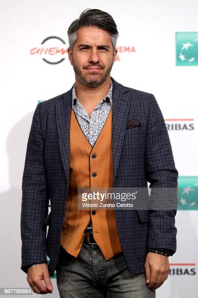 Moises Arizmendi attends 'Cuernavaca' photocall during the 12th Rome Film Fest at Auditorium Parco Della Musica on October 29 2017 in Rome Italy