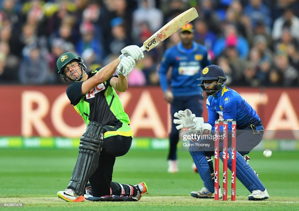 Australia v Sri Lanka - 2nd T20 : News Photo