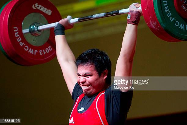 Moises Valadez Banderas Of Mexico B Competes In The Mens Kg During Day Five Of The