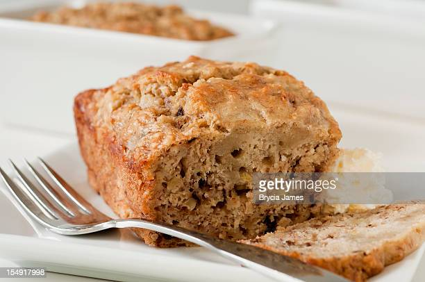 Moist Homemade Banana Bread Mini Loaf