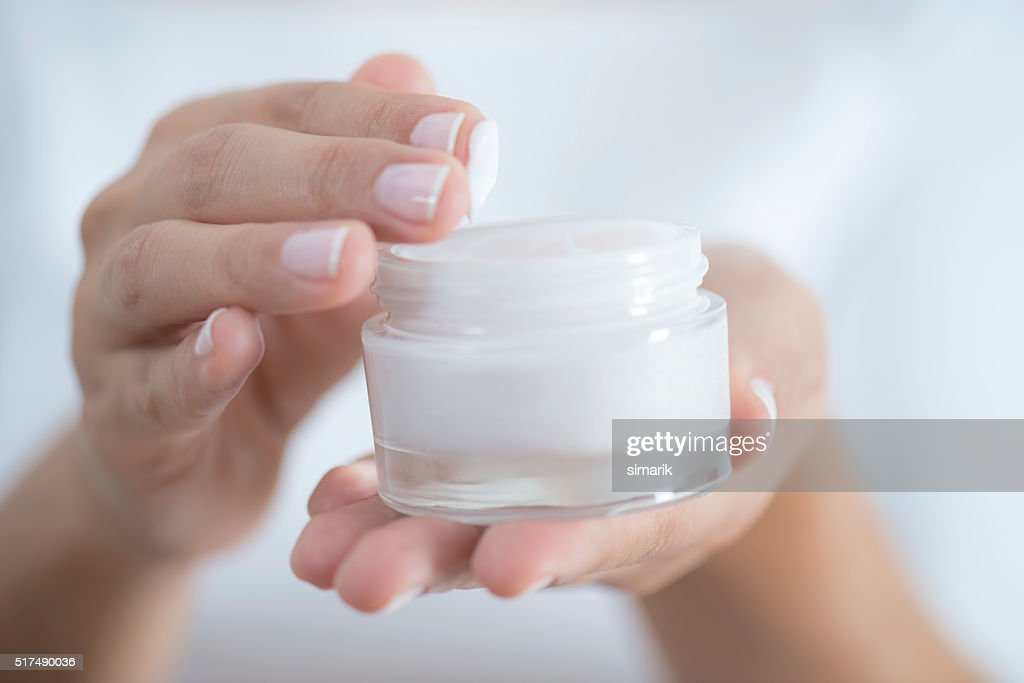 Moisturizer : Stock Photo