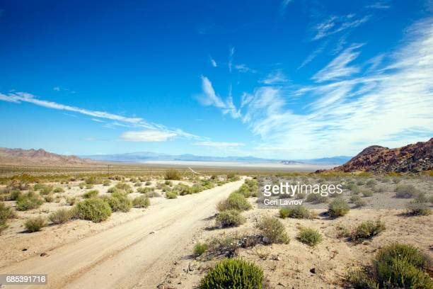 Mojave Trails National Monument: California, United States