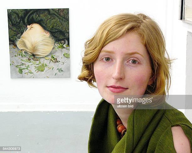 Moki Kuenstlerin Kunstmalerin D