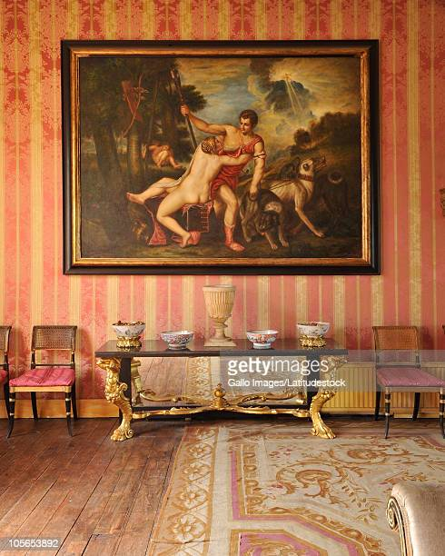 mold, flintshire, wales - 古典様式 ストックフォトと画像