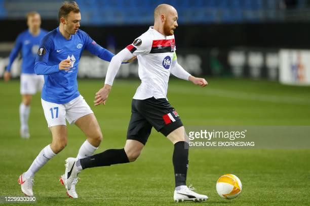 NOR: Molde FK v Dundalk FC: Group B - UEFA Europa League