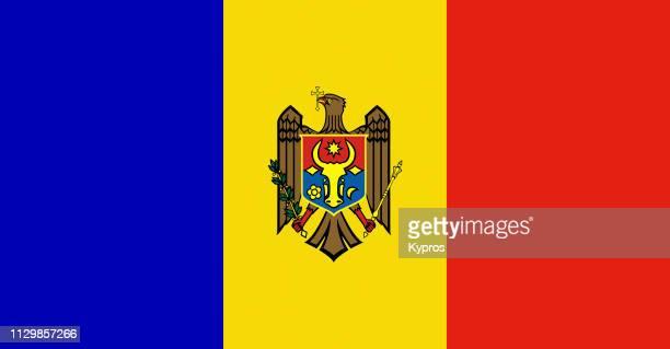 moldova flag - moldova stock pictures, royalty-free photos & images