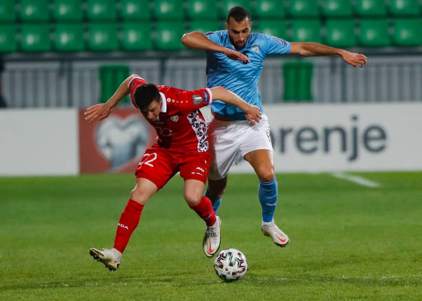 MDA: Moldova v Israel - FIFA World Cup 2022 Qatar Qualifier