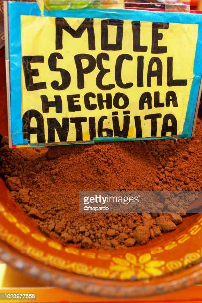 mole dish spices - mole sauce stock pictures, royalty-free photos & images